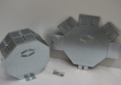 PPL03000 Protecc. polea limitador diám. 200-300 mm.
